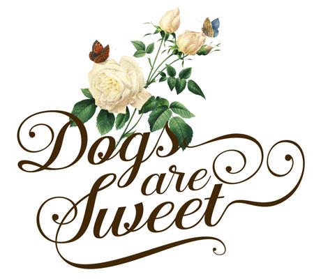 Dogs are sweet - Hunde sind süß